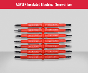 AGPTEK Electrical Screwdriver Kit