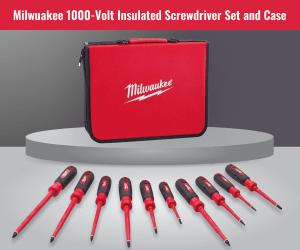 Milwuakee 1000v Screwdriver Set