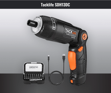 TackLife Screwdriver