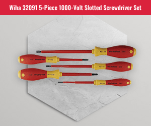 Wiha 5 Piece Screwdriver Set