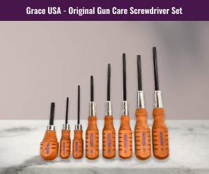 Grace USA Gun Care Set
