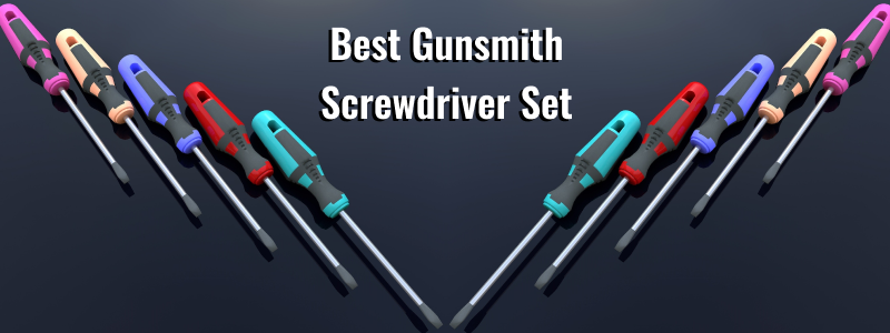 Best Gunsmith Screwdriver Set