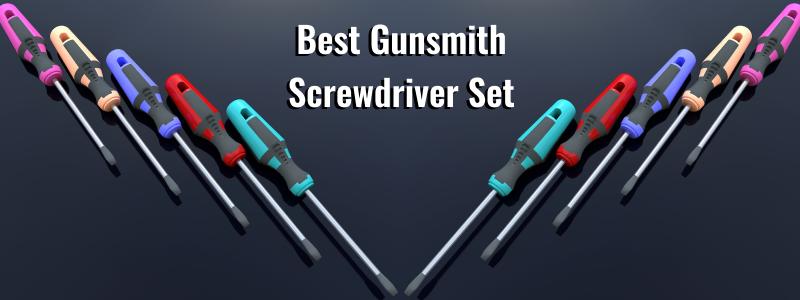 Best Gunsmithing Screwdriver Set