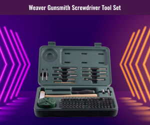 Best Weaver Gunsmith Screwdriver