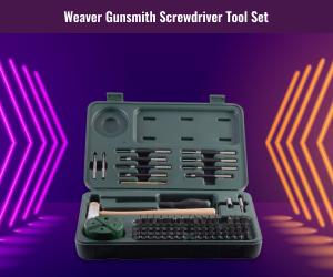 Weaver Gunsmith Screwdriver