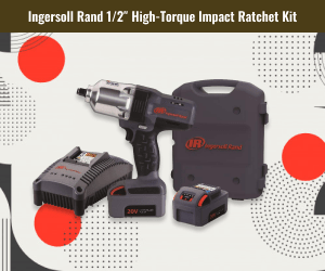 Ingersoll Rand High Torque Impactool Review