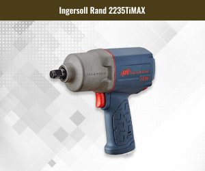 Ingersoll Rand 1/2 Inch Air Impact Wrench