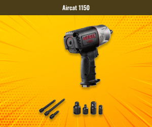 AIRCAT Killer Torque Medium Impact Wrench Review