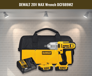 DEWALT 20V Max High Torque Impact Wrench Kit Review
