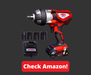 Dobetter Cordless Impact Wrench