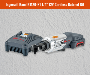 Ingersoll Rand Cordless Ratchet Review