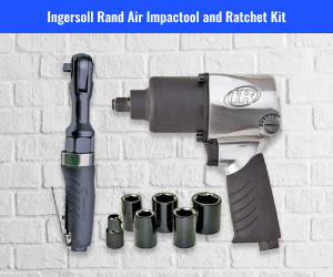Ingersoll Edge Impactool and Ratchet Kit
