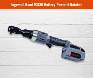 Ingersoll Rand Battery Powered Ratchet