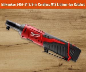 Milwaukee 2457-21 Cordless Ratchet Kit