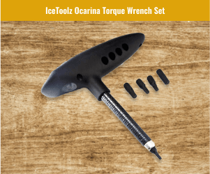 IceToolz Ocarina Mountain Bike Torque Wrench