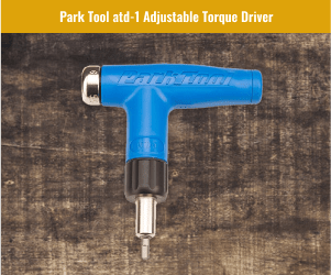 Park Tool ATD1 Adjustable Torque Driver