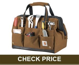 Carhartt Legacy Brown Tool Bag