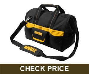 DEWALT 33-Pocket Tool Bag