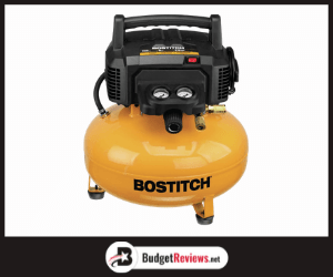 BOSTITCH Pancake Air Compressor Review
