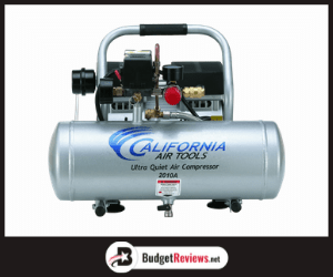 California Oil-Free Pancake Air Compressor