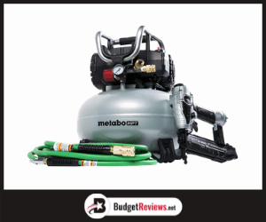 Metabo HPT Pancake Air Compressor Combo Kit