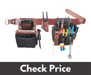 Occidental Leather 5590 Electricians Tool Belt