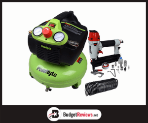 PowRyte Elite Pancake Portable Air Compressor