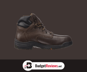 Timberland Mens Waterproof Toe Work Boot
