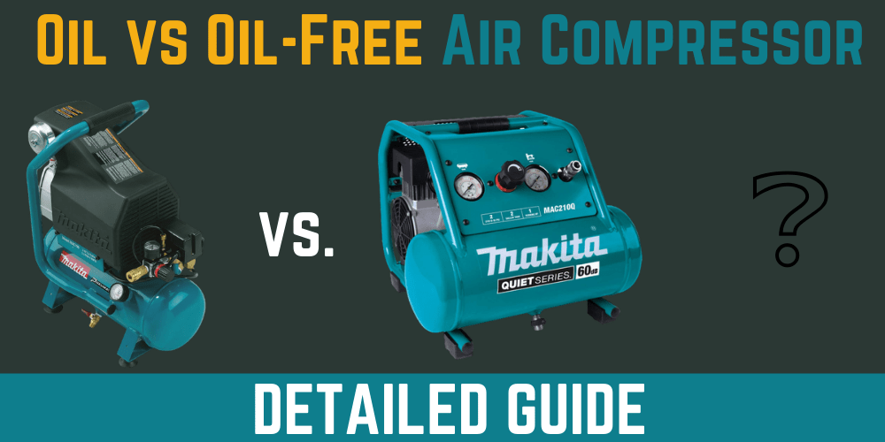 Oil or Oil-Less Air Compressor