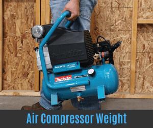 Air Compressor Weight