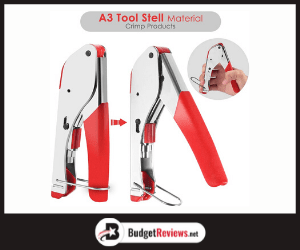 Coaxial Compression Tool Kit Wire Stripper