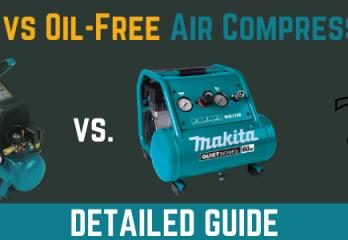 Oil vs Oil-Less Air Compressor