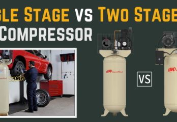 Single vs Two Stage Air Compressor