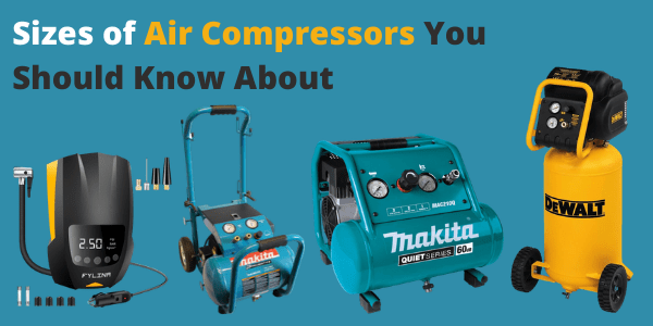 Sizes of Air Compressors For Impact Wrench