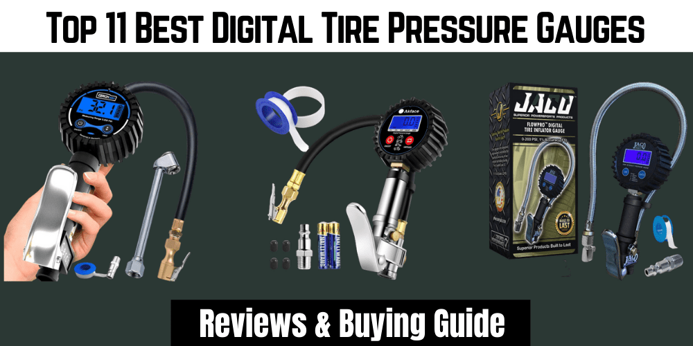 Digital Tire Pressure Gauge Reviews