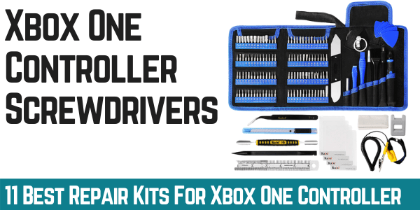 Best Xbox One Controller Screwdrivers