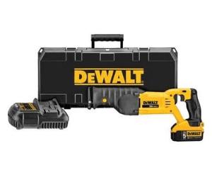DeWalt DCS380P1 Reciprocating Saw
