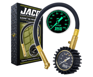 JACO ElitePro 13 Tire Pressure Gauge