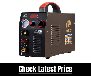 Lotos LTP5000D Dual Voltage Plasma Cutter