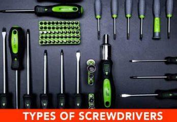 Screwdriver Types