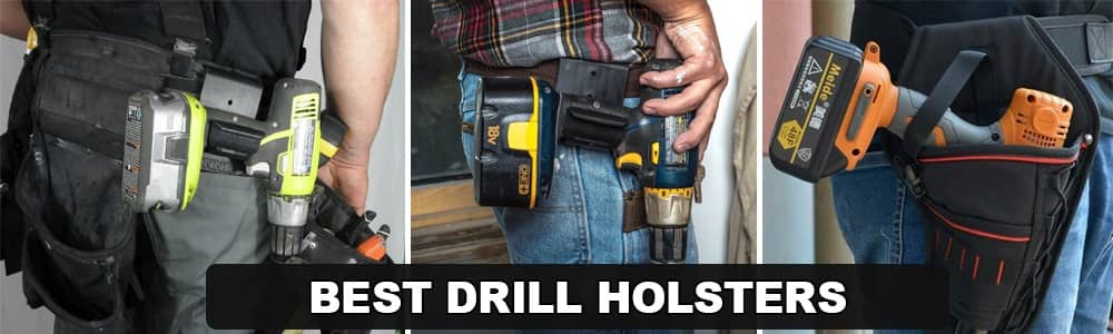 Top Drill Holsters